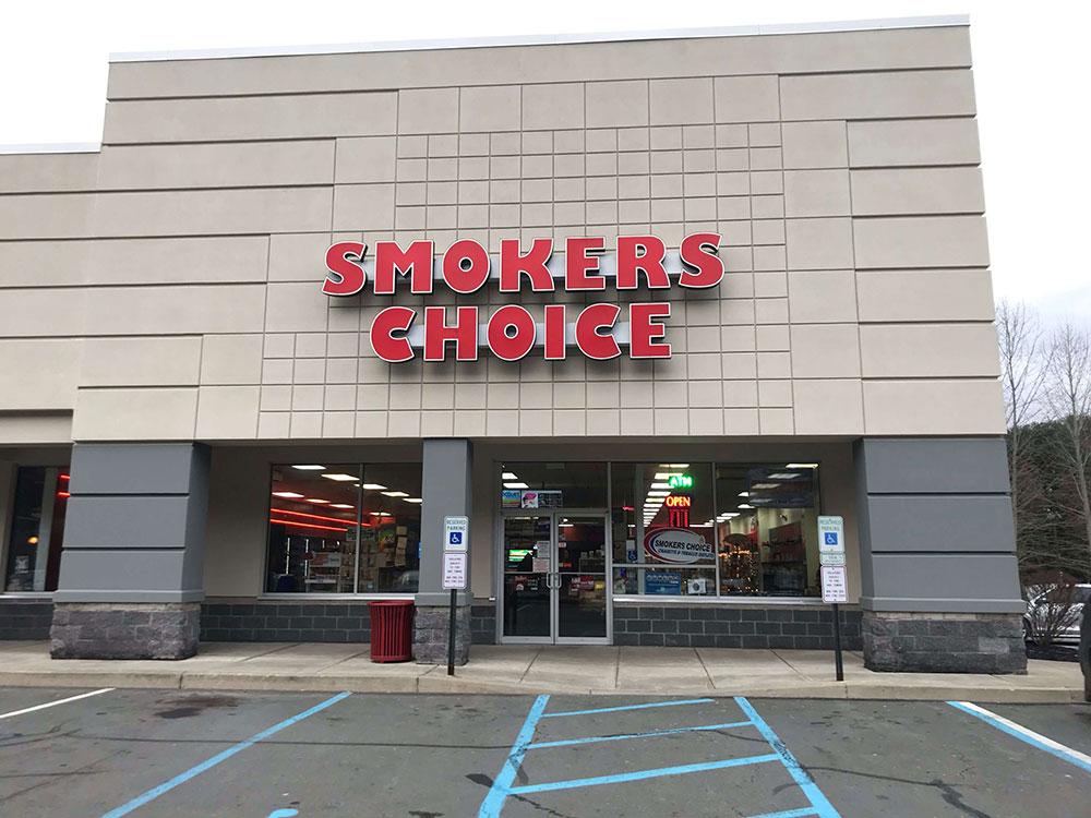 Smokers Choice - Home