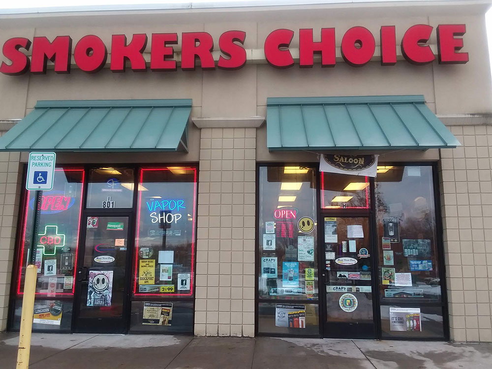 Smokers Choice - Home